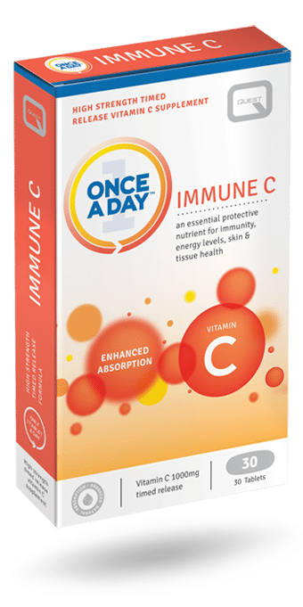 Once Day Immune C