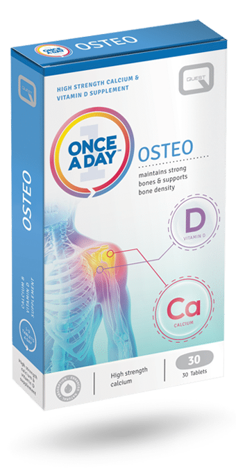 Once a Day Osteo