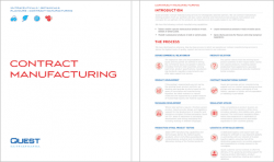 Contract Manufacturing Brochure
